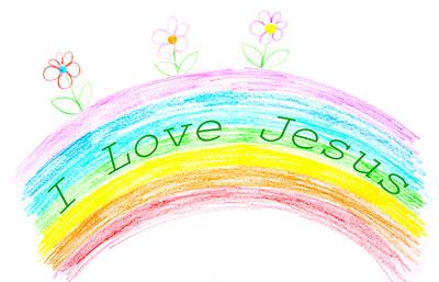 Child-s-drawing-I-love-Jesus
