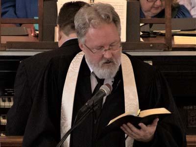 Pastor Ken